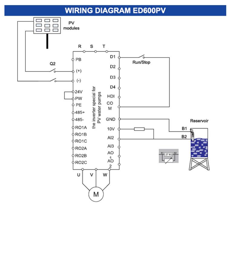EP660PV Wiring Diagram