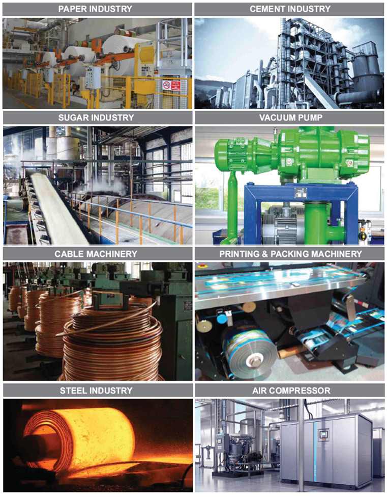 Industrial Applications & Solutions