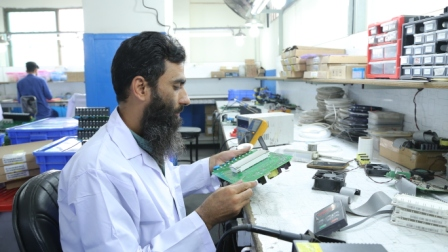 Manufacturing Process - M. Khalil Electric & Co.